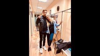 Настя Задорожная и Валерий Николаев - интервью