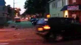 STOLEN CARS IN NEWARK NEW JERSEY {BRICK CITY DRIFTING}