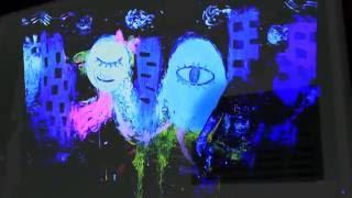 【MV】スナフキンず - 迷いの森 & ジプシー  Live Paint - 鉄秀 【EGGORE】  Snufkins - mayoinomori&Gypsy