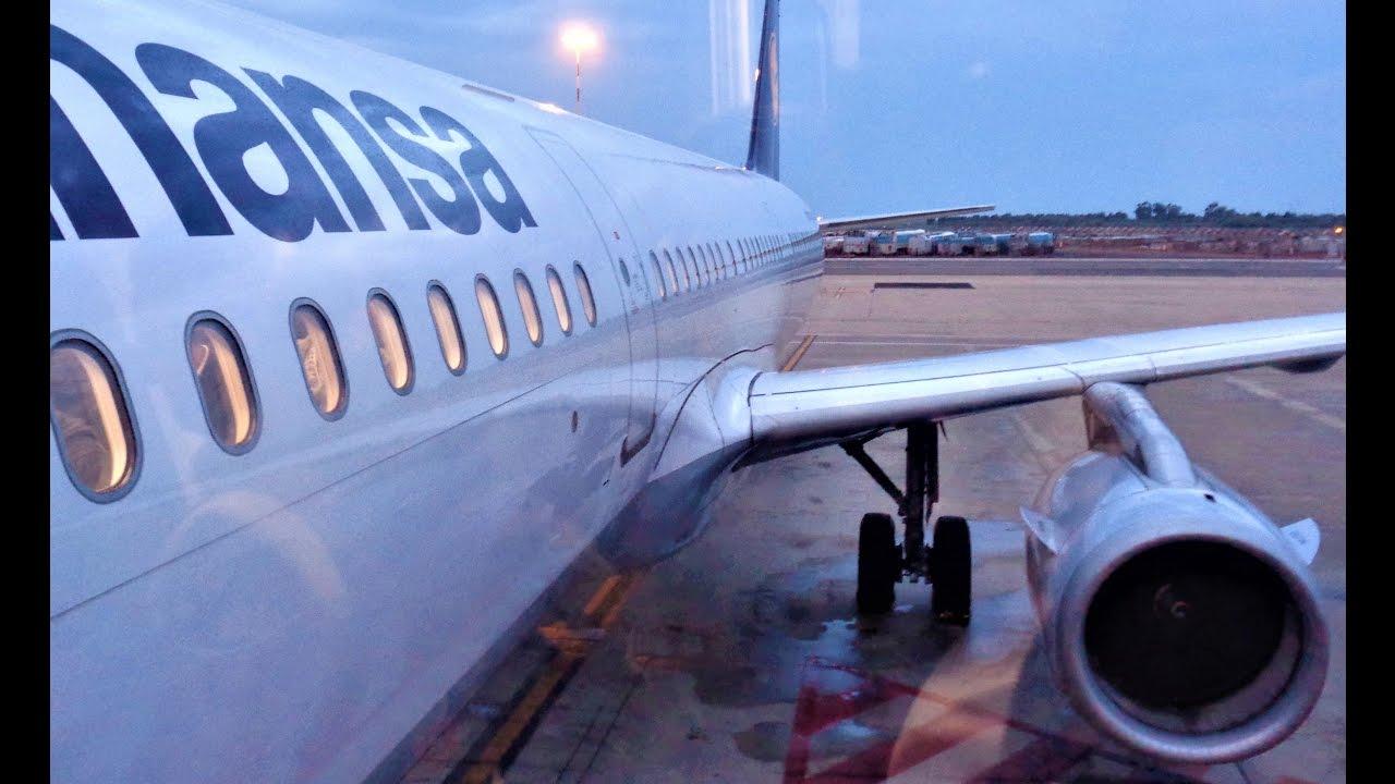 Lufthansa Frankfurt Rom