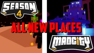 👿ALL NEW LOCATIONS!👿 | Mad City | Roblox