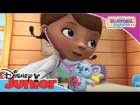 Doctora Juguetes: Momentos Especiales - Lala y su primer chequeo   Disney Junior Oficial