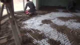 бетоные работы в энергоэфективном доме(Когда мы говорим Пассивный дом, то подразумеваем энергопассивный дом, то есть дом, затраты на отопление..., 2014-04-07T13:03:23.000Z)