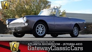 1965 Sunbeam Tiger - Gateway Classic Cars of Atlanta #83