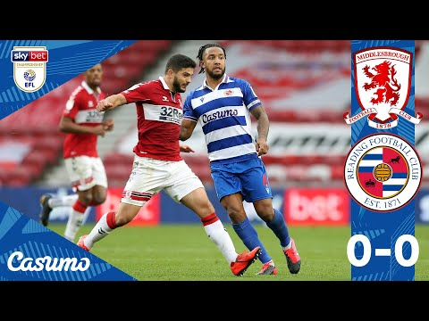 Middlesbrough Reading Goals And Highlights
