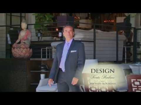 Design Santa Barbara with Michael Kourosh  Season 2 Commercial