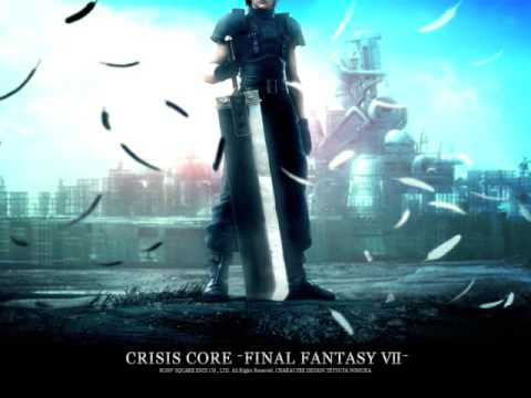 Theme of Crisis Core: Under The Apple Tree