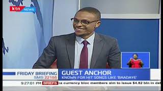 Joshua Simani from the Amos and Josh duo |Guest Anchor