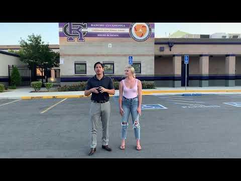 Rancho Cucamonga High School school guide with local realtor Michael Mucino
