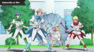 Chikyuu bouei-bu - Futten Toppa *LOVE IS POWER* (Cute High Earth Defense Club LOVE! LOVE! Op)