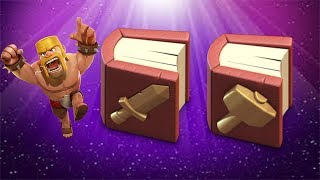 Book of Building and Fighting!! || Clash of Clans
