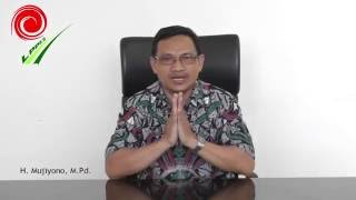 Sambutan Diklat Supervisi Akademik Online ( H. Mujiyono, M.Pd. )