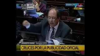 "Sanz a Capitanich: ""¿Cuál es el índice de pobreza?"""