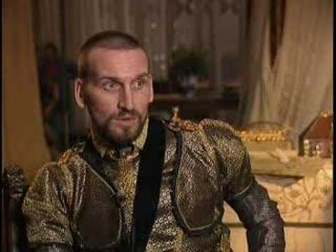 "Christopher Eccleston ""Elizabeth Interview"""