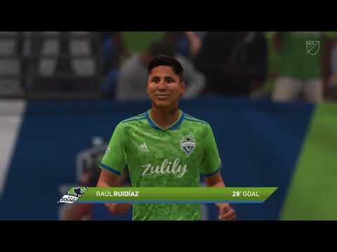 FIFA 20 | Seattle Sounders Vs F.C. Dallas-MLS