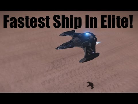 The Fastest Ship In Elite: Dangerous