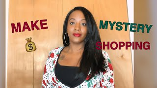 Side Hustles | How I Make Hundreds Weekly Mystery Shopping! + My Top Companies