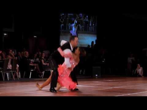 Daniella Guzman (NBC-5) Dances at DWCC 2014