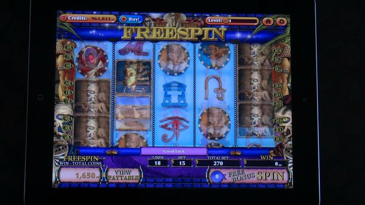 Egypt Slot Machine