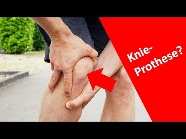 So lange hält eine Knieprothese heute