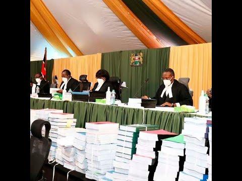 BBI: Court of Appeal judges give verdict