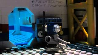 Moonbase 12 - A Lego science fiction film