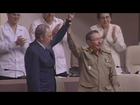 فرانس 24:Video: A look back at the Castro years in Cuba