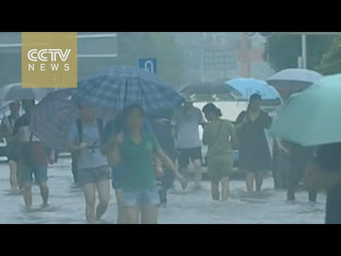 Wuhan receives record 560.5 mm of rain