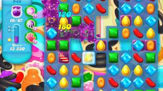 Candy Crush Soda Saga Level 948 (buffed)
