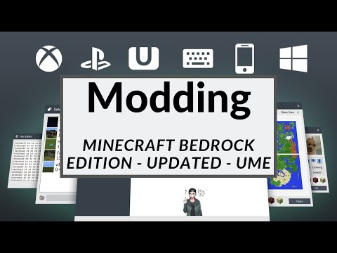 Modding Minecraft Bedrock Edition - Updated