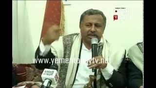 الزوكا يجدد رفض المؤتمر الشعبي للعدوان على اليمن ويدعو للعودة إلى الحوار