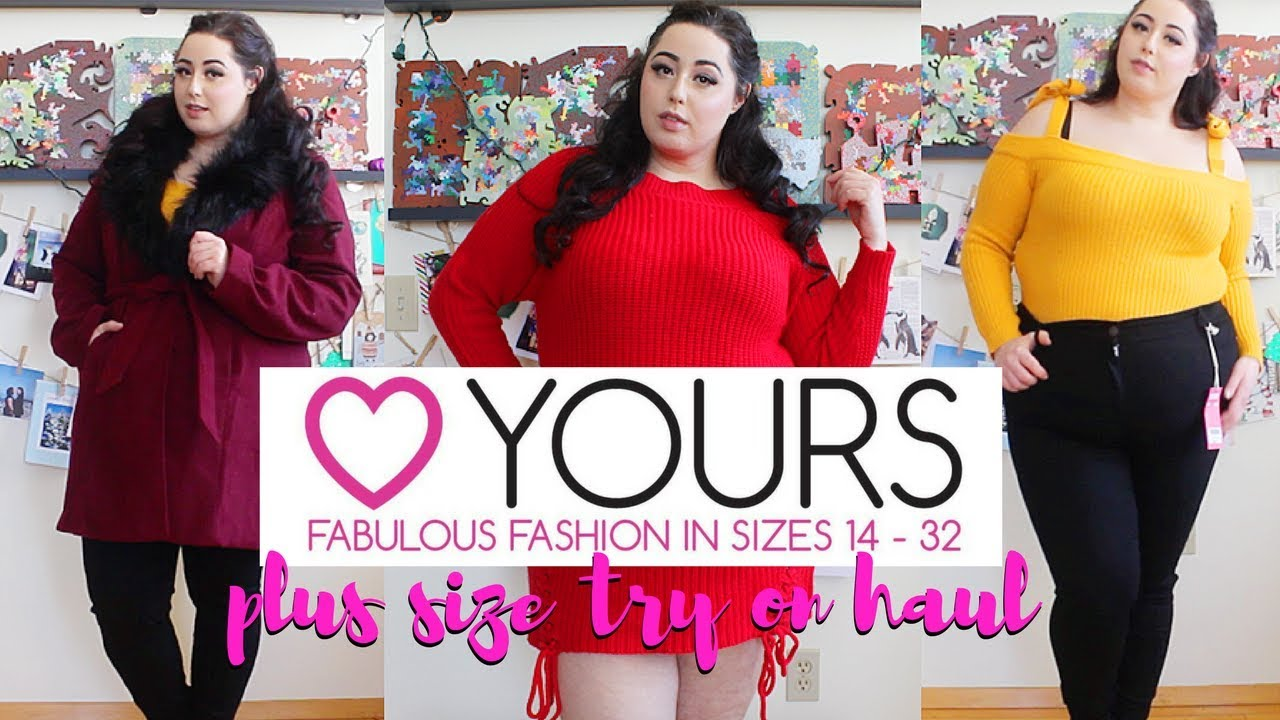 5991d95360a Yours Clothing Haul