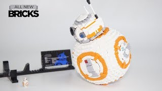 Lego Star Wars 75187 BB-8 Speed Build