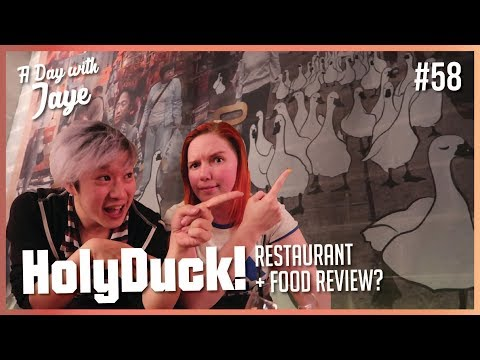 Holy Duck! - Eating Duck In Sydney + Food And Restaurant Review?