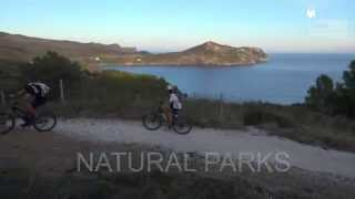Video campsite Joncar Mar bungalow mobile home spa vacation Roses Costa Brava Spain