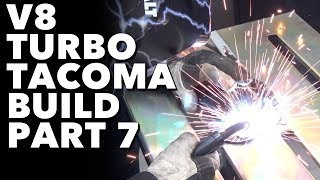 LSX V8 Turbo Tacoma - Project Firebolt Part 7