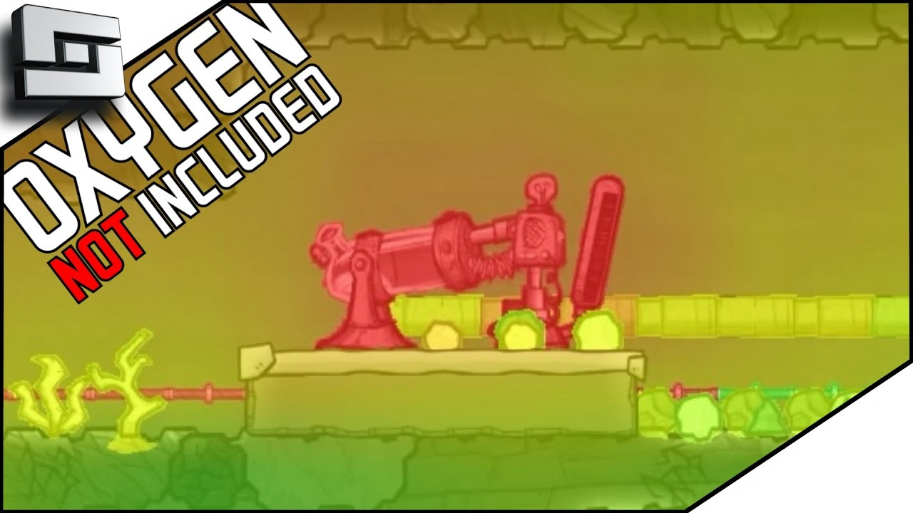 how to make a sustainable colony in oxygen not included