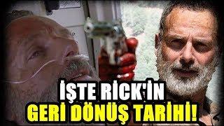RİCK GERİ DÖNÜYOR! | The Walking Dead Üçleme Film Duyurusu İncelemesi