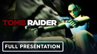 Tomb Raider - Anniversary Presentation | Square Enix Presents 2021