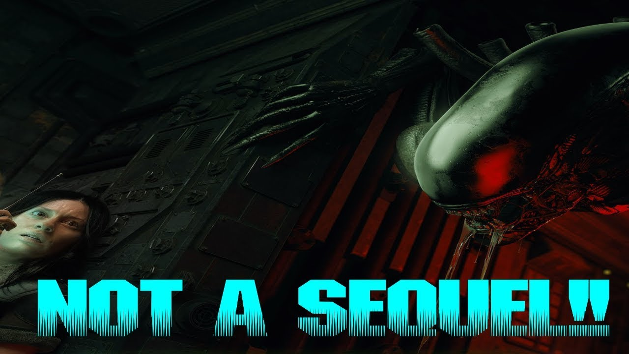 Download ALIEN: BLACKOUT - NOT AN ISOLATION SEQUEL!!
