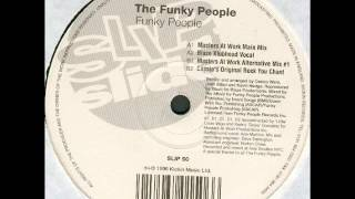 B1. Funky People (Masters At Work Alternative Mix #1)