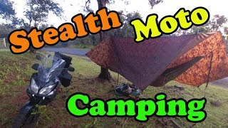 Stealth Camping Big IsĮand Hawaii | Motorcycle Camping South Point Hi