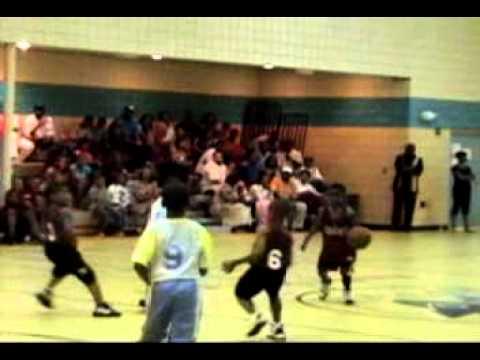 LJ Sanders 2010 hoop highlights