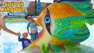 Splash Kingdom Water Park with Family Fun Pack