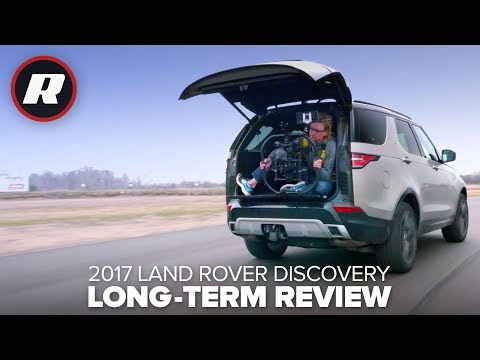 We'll miss our long-term 2017 Land Rover Discovery | Long-te