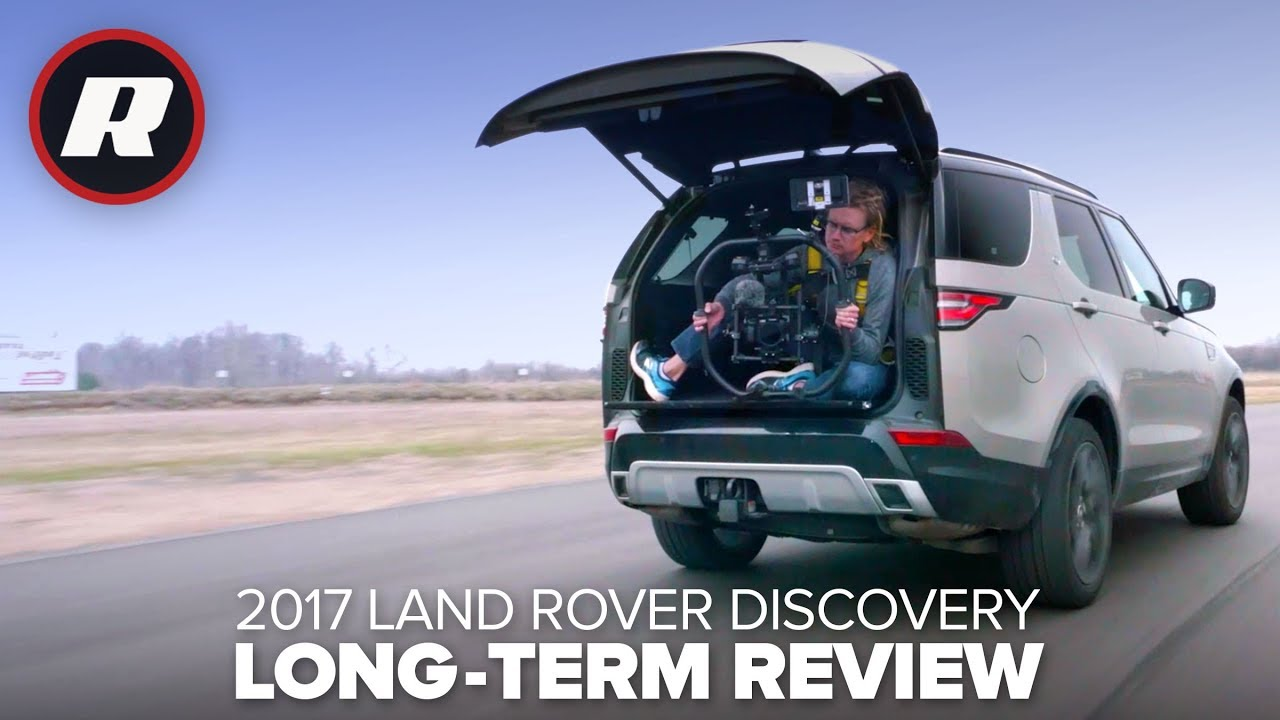 We'll miss our long-term 2017 Land Rover Discovery | Long-term Review