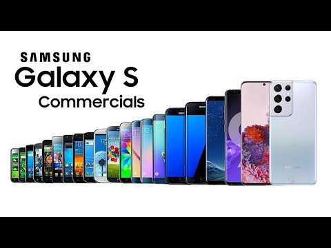 Every Samsung Galaxy S Commercial