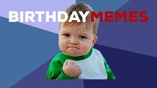 Birthday Memes | Happy Birthday To You [Dance]