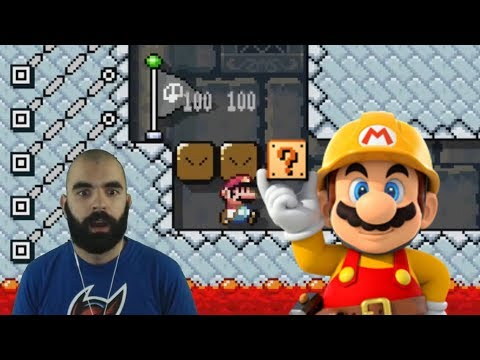 DO THE MARIO | Mario Maker | PACO Plays Twitch Viewer Levels