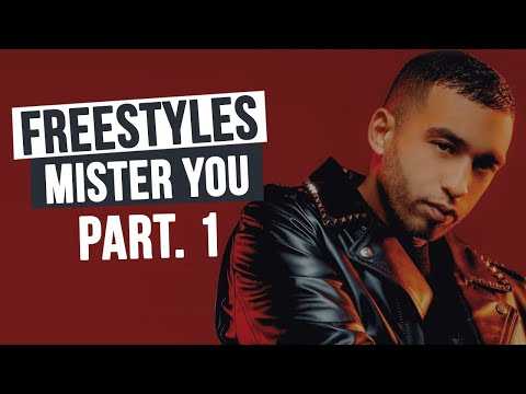 Youtube: MISTER YOU | MEDLEY FREESTYLES #1
